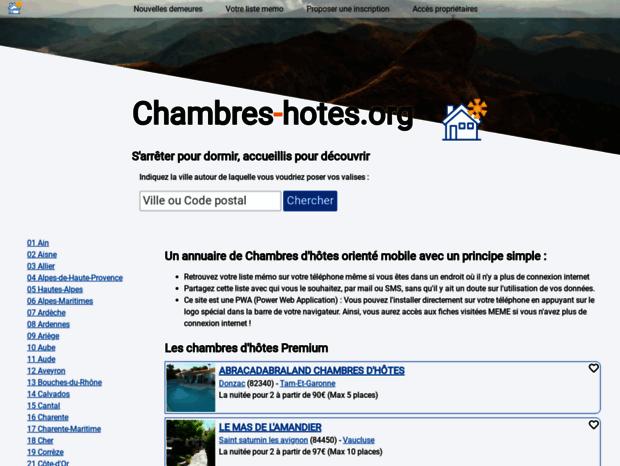 Superieur Chambres Hotes.org   Annuaire De Chambres Du0027hôtes Depuis 2001