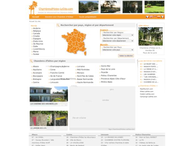 Genial Guide   Annuaire De Chambres Du0027hôtes