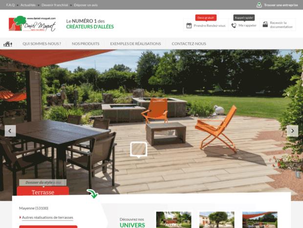Bienvenue au daniel-moquet.com page - Daniel Moquet, aménagement ...