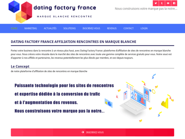 dating factory france
