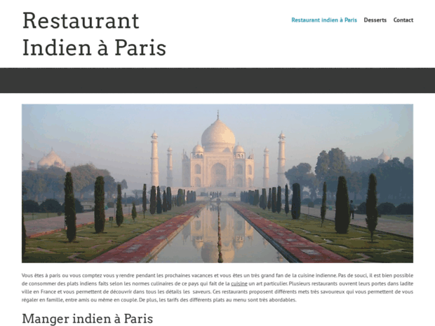 restaurant-indien-paris.fr