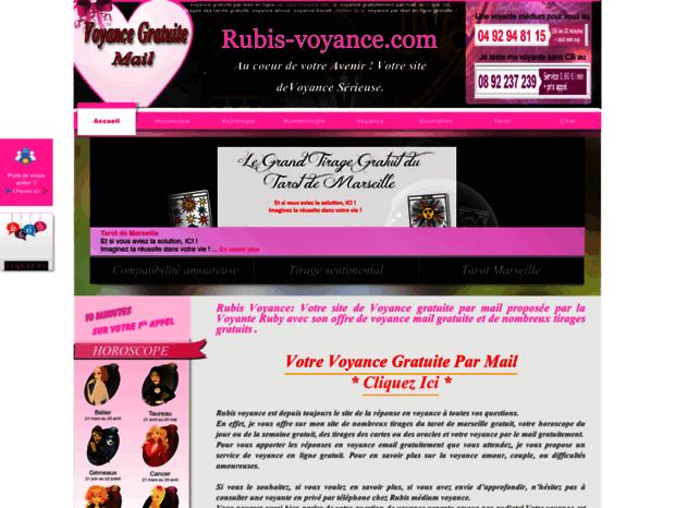 fbd061c7eb6689 Bienvenue au rubis-voyance.com page - Rubis voyance en ligne ...
