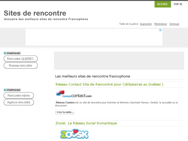 Site rencontre francophone cite de rencontre guadeloupe rencontre entierement
