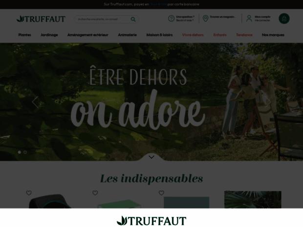 Bienvenue au truffaut.com page - Jardinerie Truffaut : spécialiste ...
