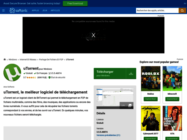 telecharger logiciel utorrent 2013 gratuit