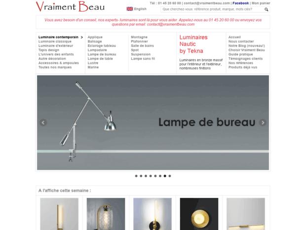 Bienvenue au vraimentbeau.com page vraiment beau le site des