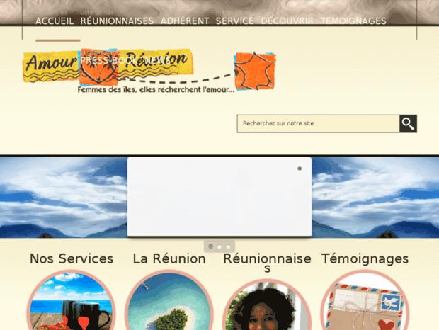 Rencontres sérieuses à La Réunion - Site de Rencontres Réunion à seulement 2,5€ l'inscription !