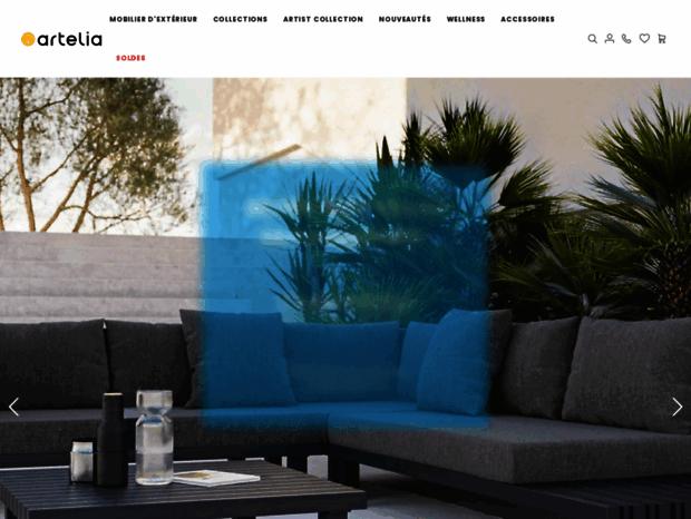 Bienvenue au artelia.fr page - Mobilier de Jardin design et ...