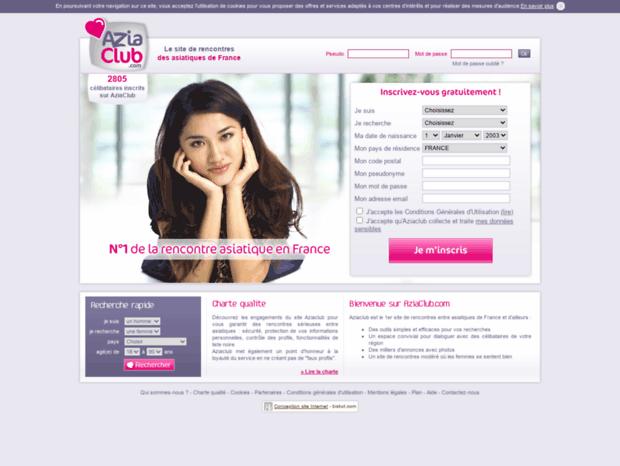 site rencontre gratuit chinois