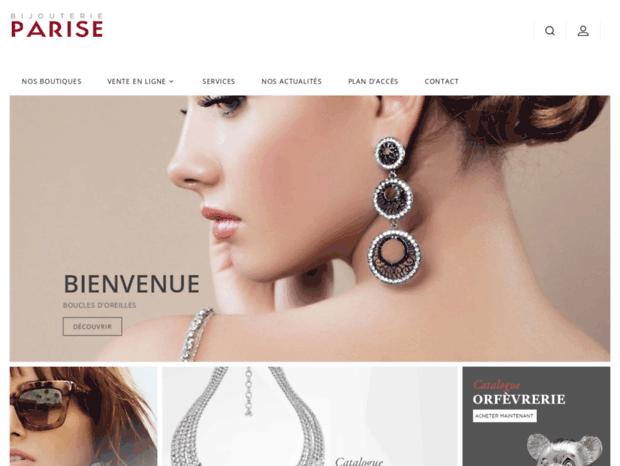 rencontrer caractéristiques exceptionnelles magasiner pour les plus récents Bienvenue au bijouterie-parise.fr page - Bijouterie Parise.