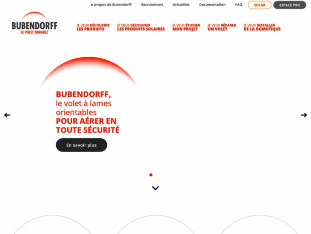 Bienvenue Au Bubendorffcom Page Volet Roulant Aluminium Volet