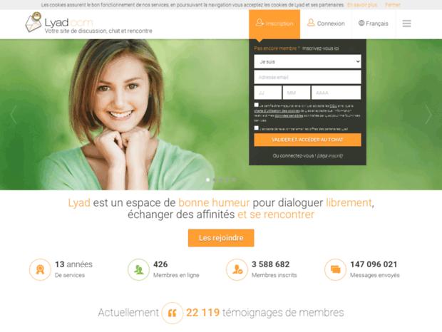 site de rencontre lyad.fr