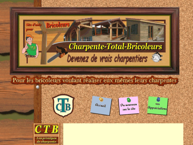 charpente total bricoleur