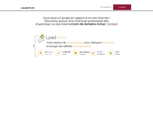 Site de rencontre lyad fr [PUNIQRANDLINE-(au-dating-names.txt) 31