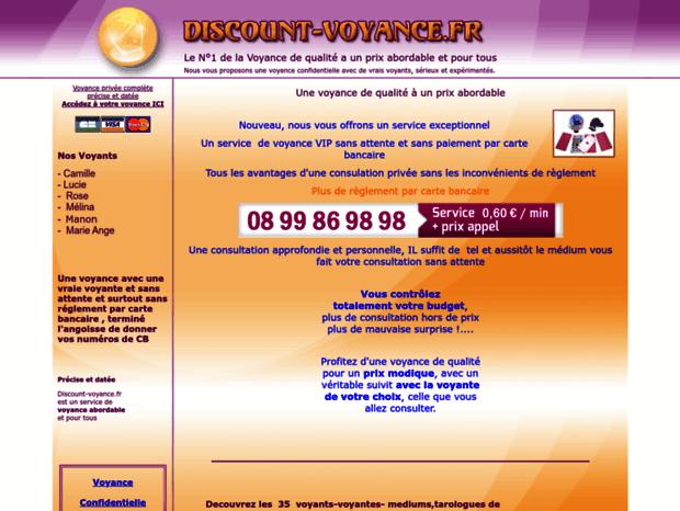 Bienvenue au discount-voyance.fr page - Voyance discount, voyance ... 3a142609c5dc