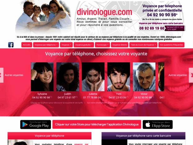 a07d0472d7f5c6 Bienvenue au divinologue.com page - Voyance par téléphone sérieuse ...