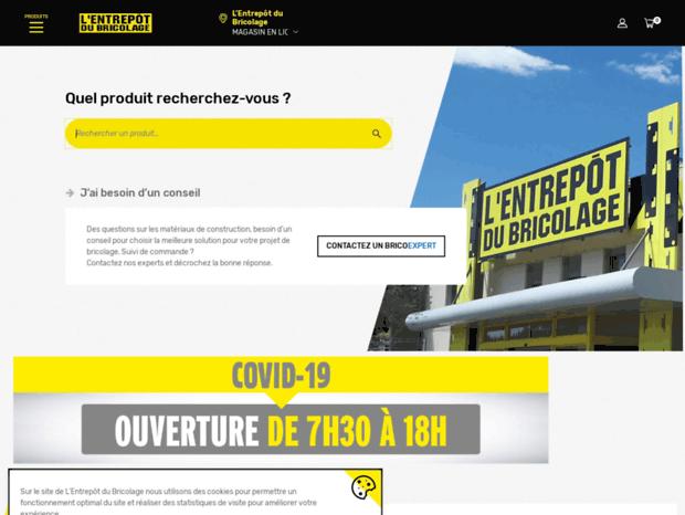 Bienvenue Au Echirollese Bricodrivefr Page Lentrepôt Du