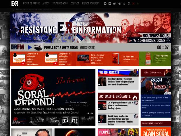 Egalite Et Reconciliation Fr