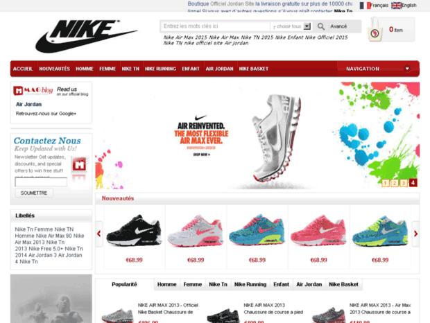 prix compétitif e30b5 a0975 Bienvenue au enfant-store.com page - Officiel Nike Site 2013 ...