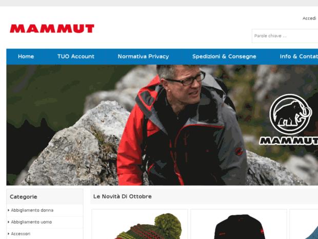 premium selection 5fe94 77319 Bienvenue au ethnomad.com page - Mammut Italia Abbigliamento ...