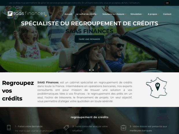 Bienvenue au forum-rachat-de-credit saas-finances com page