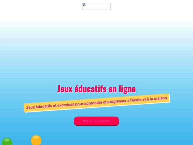 Coloriage En Ligne Educatif.Bienvenue Au Ieducatif Fr Page Jeux Educatifs En Ligne