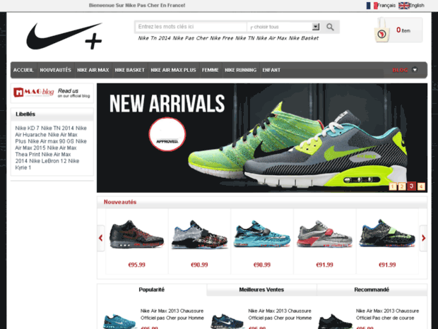 plus récent ccc8c fc408 Bienvenue au lanikebasket.com page - Les Nike Officiel Pas ...