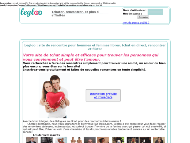 Site de rencontre en direct gratuit