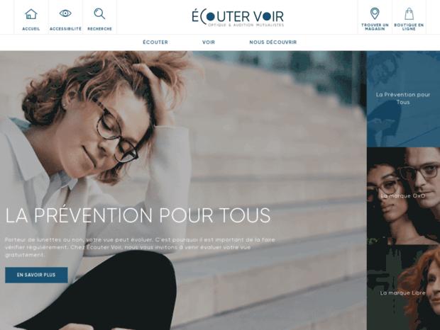 Bienvenue au lesopticiensmutualistes.fr page - Bienvenue sur Les ... dc155c708532