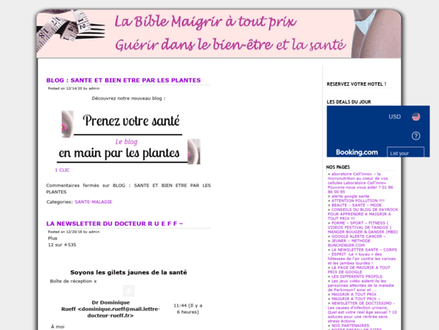 Maigrir A Tout Prix Blog Instagram
