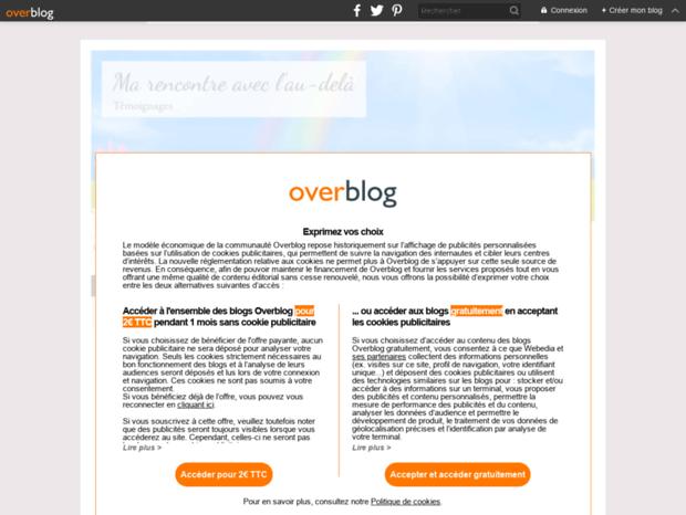 rencontre overblog)