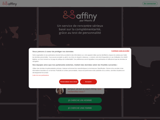 meetic affinity fr