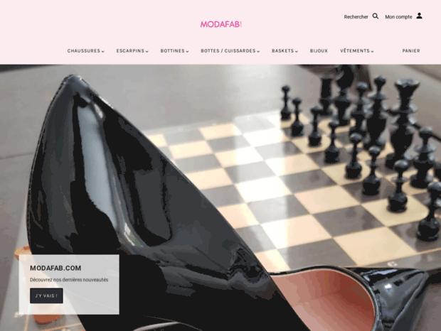 da00674d0d637f Chaussures pour femme : Modatoi – boutique vente en ligne chaussures femme