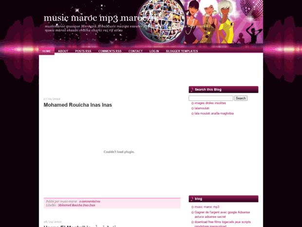 2012 TÉLÉCHARGER MAROCZIK MP3