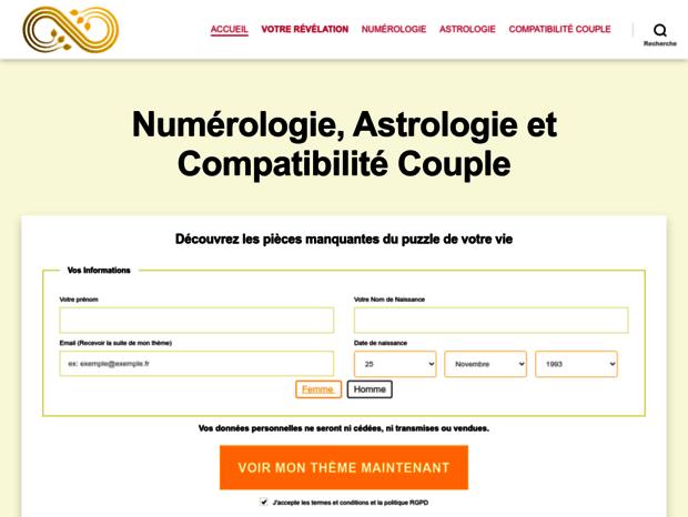 numerologie gratuite ch