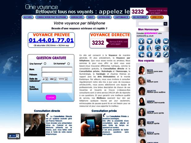 0ebdb482cbb2c5 Bienvenue au one-voyance.com page - Site de Voyance sérieux avec ...