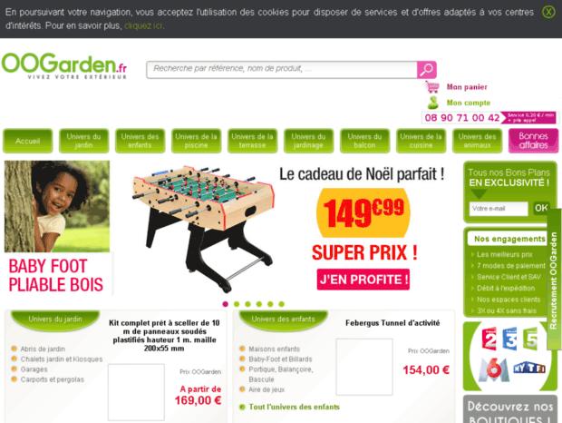 Bienvenue au oogarden.fr page - Salon de jardin pas cher ...