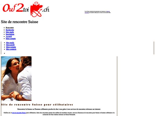 site de rencontre suisse)