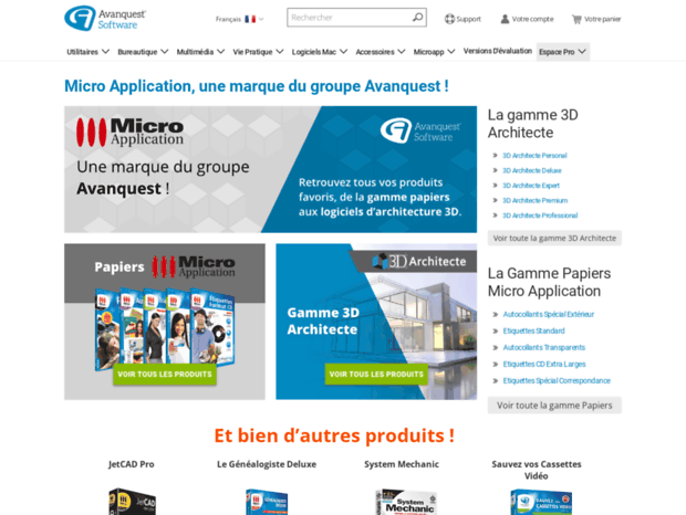 micro application printpratic