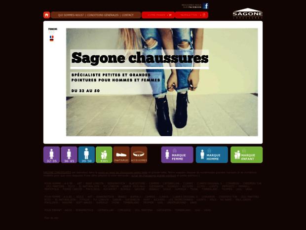 a99ce05c2a4 Bienvenue au sagone-chaussures.com page - Achat de chaussures grande ...