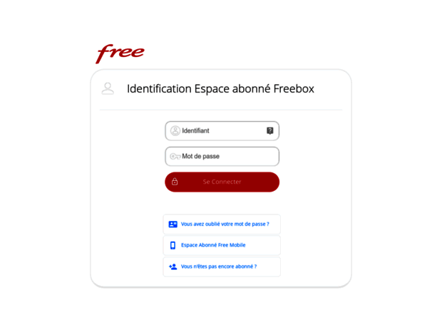 Service client Free Mobile