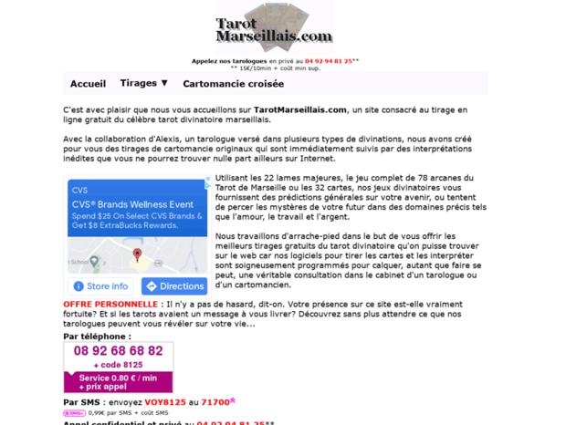 Tarot de Marseille divinatoire gratuit   Tirages de voyance en ligne et  cartoman. c82a2125aea2